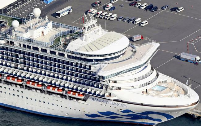 giá bitcoin: Nhật Bản có thêm 2 ca tử vong vì corona, nạn nhân là khách trên siêu tàu du lịch Diamond Princess
