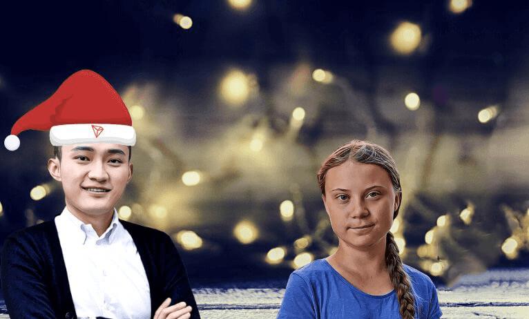 """giá bitcoin: TOP 5 sự kiện """"Justin Sun và những người bạn"""" trong năm crypto 2019"""