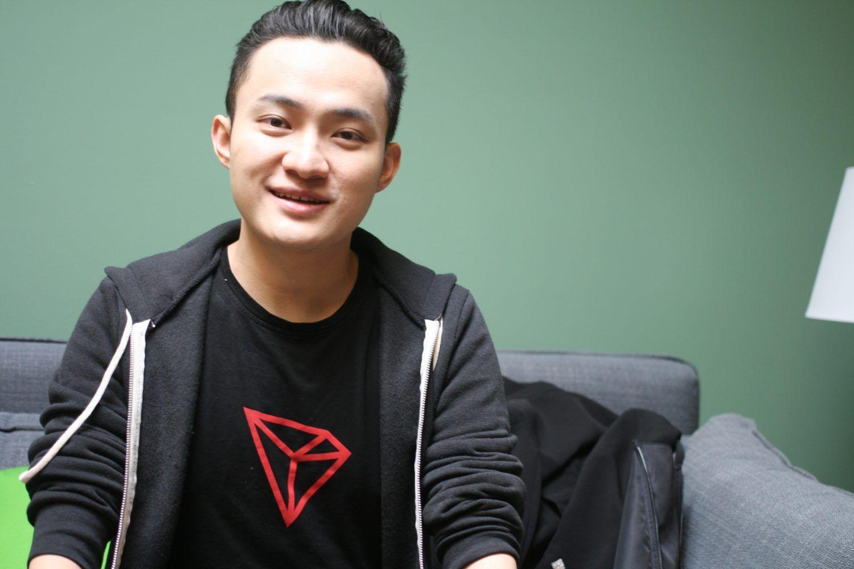 giá bitcoin: Justin Sun: Niêm yết TRON tại Mỹ sẽ là ưu tiên số một hiện tại