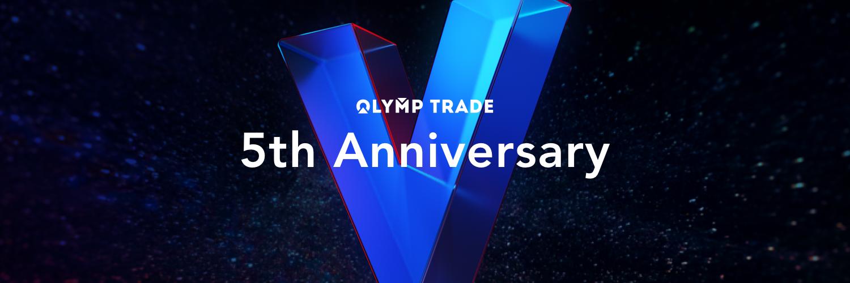 giá bitcoin: Olymp Trade chạm mốc 5 năm trên hành trình giúp các nhà giao dịch đến với thành công