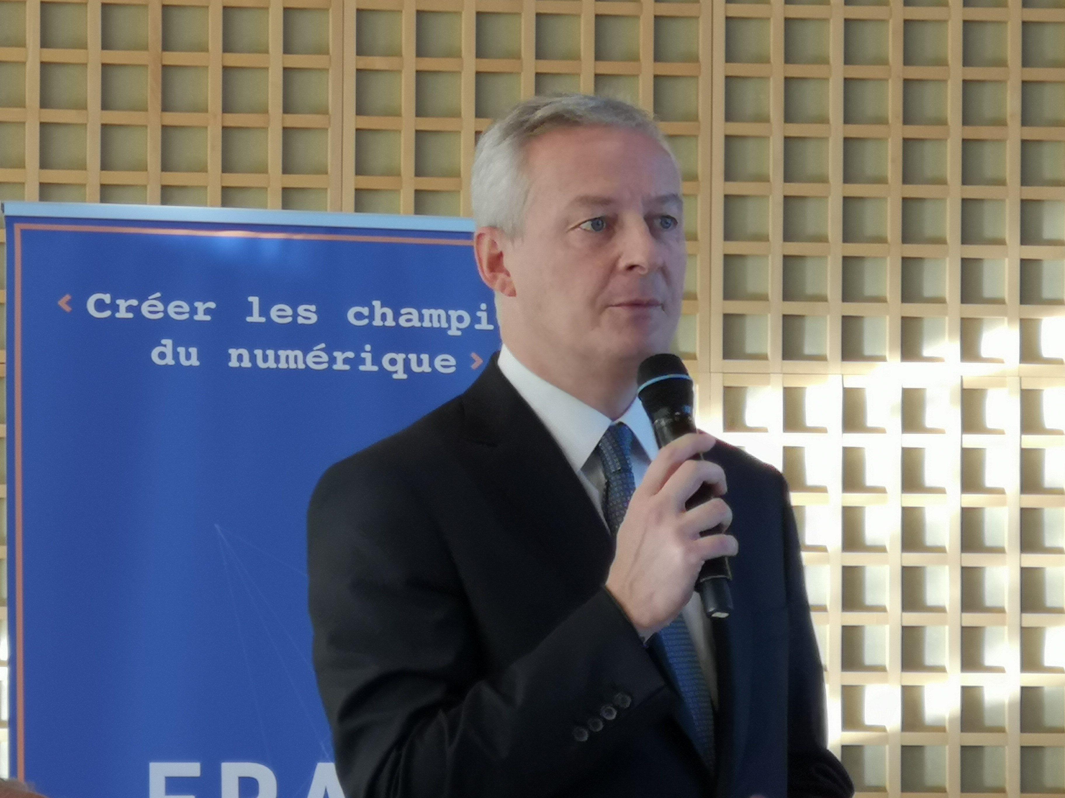 giá bitcoin: Bộ trưởng Tài chính Pháp: Không thể phát triển Libra tại châu Âu