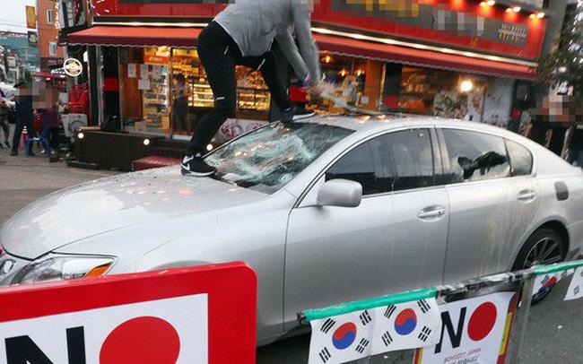 """giá bitcoin: Hàn Quốc: Dùng kim chi """"khủng bố"""" xe hơi Nhật Bản, còn gì nữa?"""