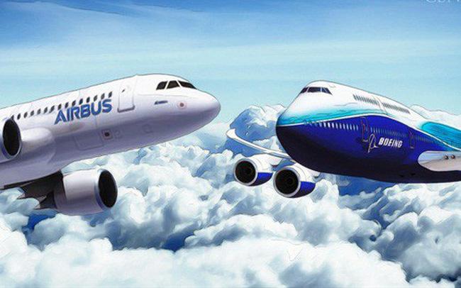 giá bitcoin: Tranh chấp giữa Boeing và Airbus châm ngòi cho cuộc chiến thương mại Mỹ - châu Âu như thế nào?