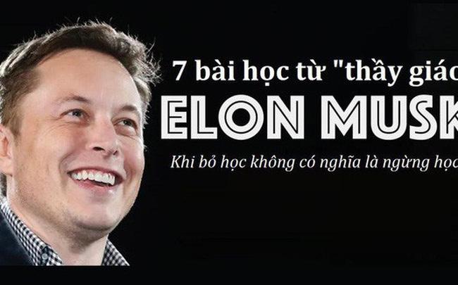 """giá bitcoin: Nếu là giảng viên, đây sẽ là 7 """"bài tủ"""" của Elon Musk: Marketing """"0 đồng"""", startup là phải ngủ tại văn phòng, chỉ trích là """"kim chỉ nam"""" …"""