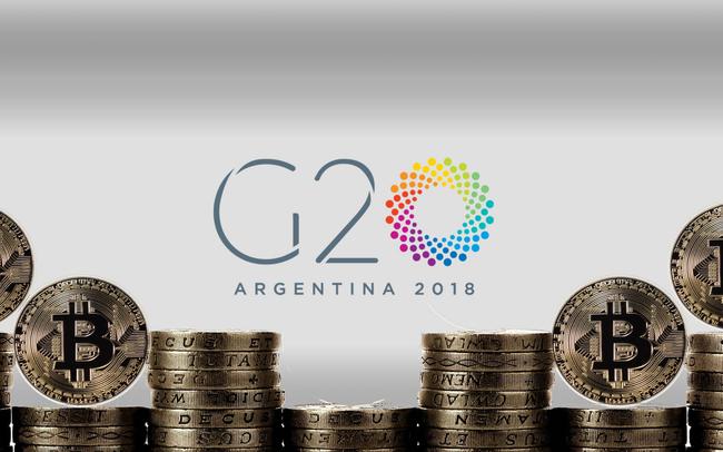giá bitcoin: G20 có thể sẽ đánh thuế giao dịch tiền số