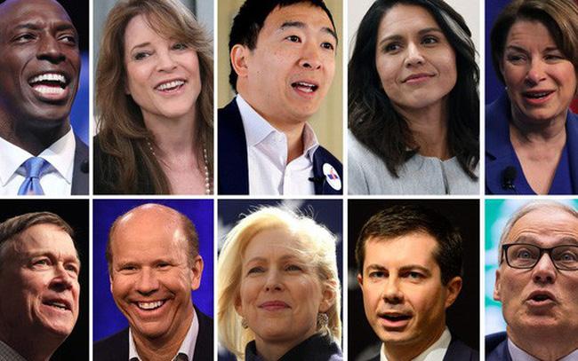 giá bitcoin: Số lượng ứng viên Dân chủ tranh cử tổng thống Mỹ năm 2020 nhiều kỷ lục
