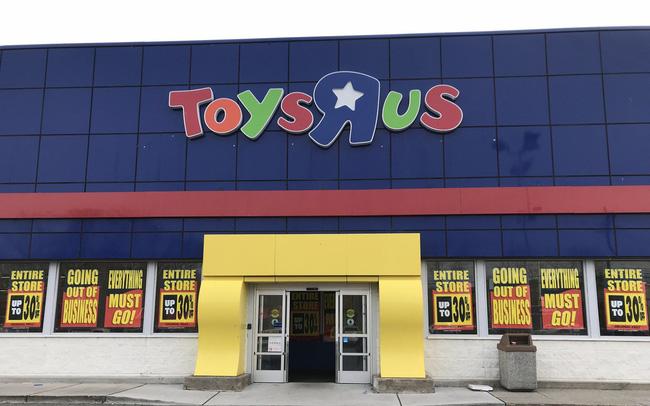 giá bitcoin: [Chuyện thương hiệu] Chuỗi đồ chơi Toys 'R' Us của Mỹ 'hồi sinh từ cái chết'