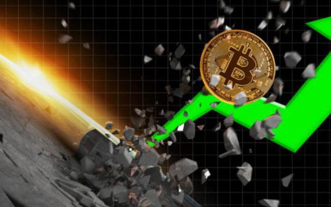 """giá bitcoin: Bitcoin """"sập sàn"""" vẫn đè bẹp các tiền ảo khác"""