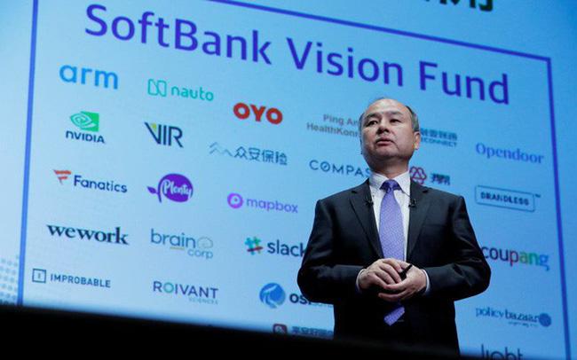 giá bitcoin: SoftBank chịu 'cú đấm' trực diện từ con cưng Uber và WeWork, quỹ Vision Fund thứ 2 trị giá 100 tỷ USD có nguy cơ đổ bể
