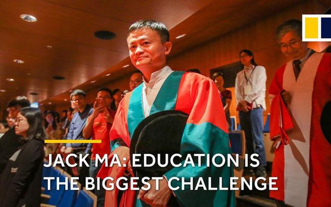 giá bitcoin: Jack Ma bật mí lý do tại sao ngày nay người như ông khó có thể xin việc ở Alibaba