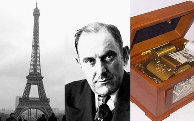 giá bitcoin: Thiên tài lừa đảo khét tiếng mọi thời đại Victor Lustig: Bán 'đống sắt vụn' Eiffel đến 2 lần, sở hữu 'Chiếc hộp Rumani' biến giấy thành tiền, ngay cả trùm xã hội đen cũng lừa không tha!