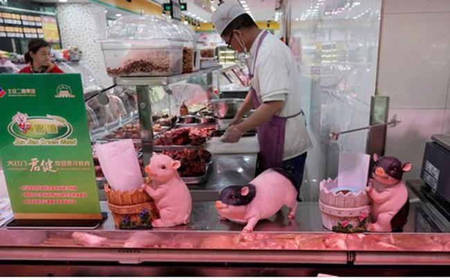 giá bitcoin: Khủng hoảng thịt lợn, giá tiêu dùng tại Trung Quốc tăng cao nhất 7 năm