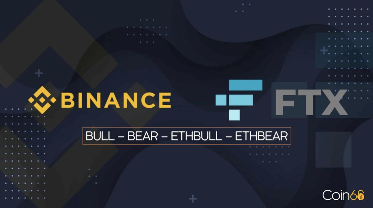 giá bitcoin: BULL, BEAR, ETH BULL và ETH BEAR là gì? Lợi ích và rủi ro của token đòn bẩy (Leveraged tokens)