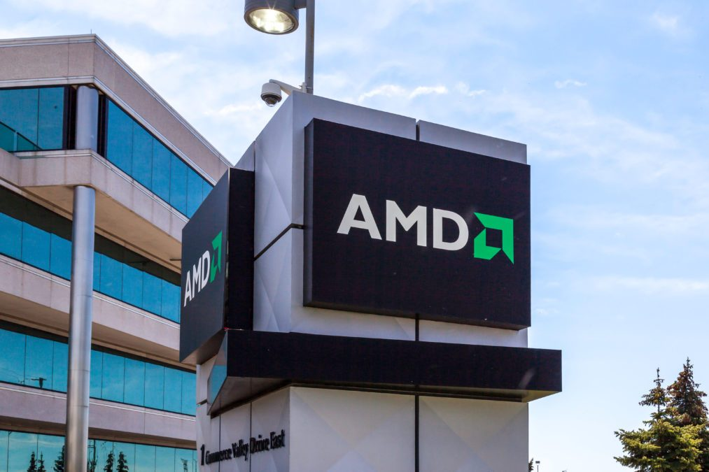 AMD tham gia liên minh game trên nền tảng blockchain BGA