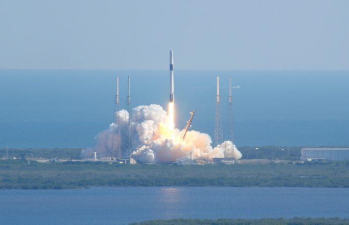 giá bitcoin: Phóng thành công ví Bitcoin lên trạm Vũ trụ Quốc tế, SpaceChain (SPC) sẽ tăng mạnh?