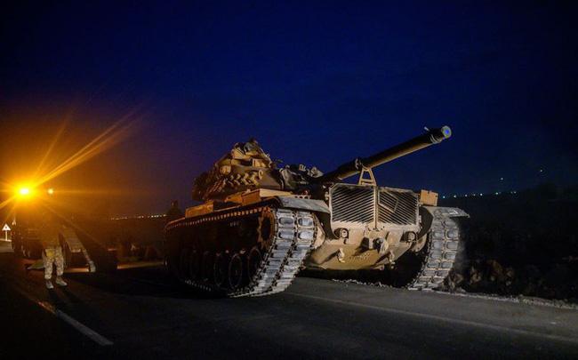 giá bitcoin: Thổ Nhĩ Kỳ đưa quân vào Syria, thế giới lại sắp chứng kiến một cuộc xung đột mới