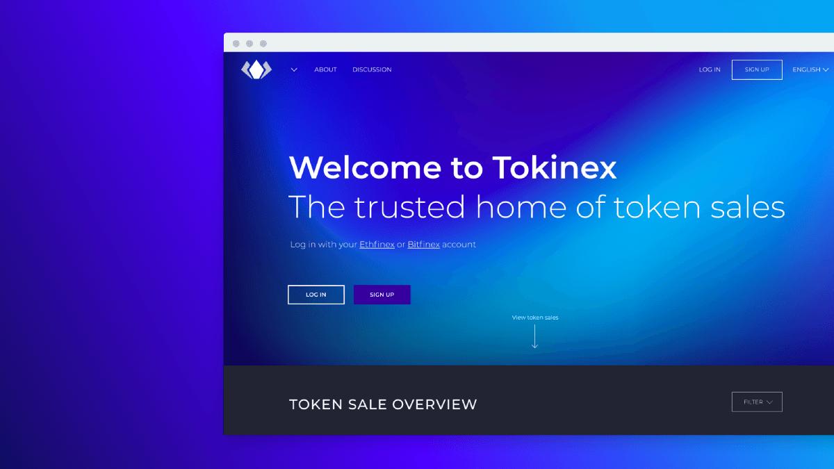 giá bitcoin: Nền tảng IEO mới của Bitfinex sẽ có tên là Tokinex