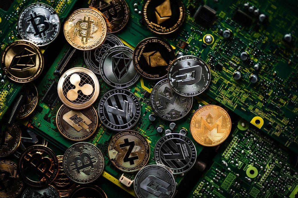 """giá bitcoin: XRP là cái tên có phong độ """"nghèo nàn"""" nhất top 10 tiền điện tử trong nửa đầu năm 2019"""