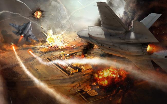 giá bitcoin: Lý do bất ngờ khiến Trung Đông căng như dây đàn: Những chiếc F-35 của Mỹ