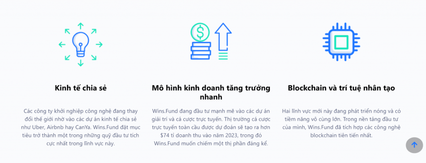 giá bitcoin: Wins Fund là gì? Wins Fund có lừa đảo không?