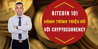 giá bitcoin: Crypto 101 - Tiềm năng & Thách thức của lĩnh vực Crypto Currency (Tiền mã hóa)