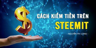 giá bitcoin: Cách tạo thu nhập thụ động trên nền tảng Steemit