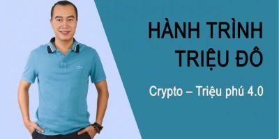 giá bitcoin: Hành trình triệu đô Crypto – Triệu phú 4.0