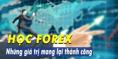giá bitcoin: Học Forex - Những giá trị mang lại thành công