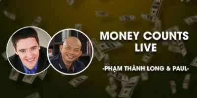 giá bitcoin: Money Counts Live - Xây dựng hệ thống kiếm tiền trên Internet