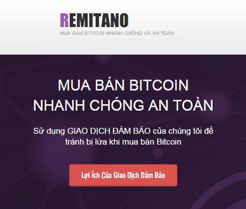 giá bitcoin: Hướng dẫn mua bán Bitcoin trên Remitano từ A tới Z