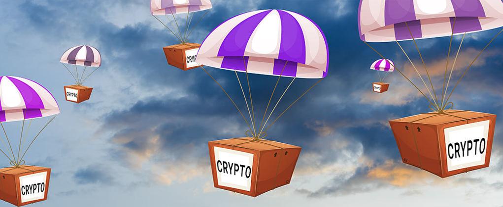 Airdrop là gì? Làm thế nào để nhận cryptocurreny miễn phí?