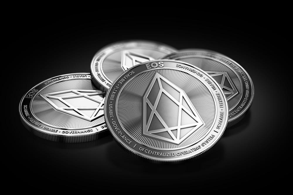 giá bitcoin: EOS - Blockchain của tương lai