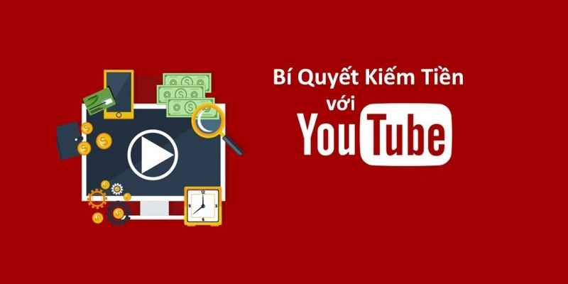 giá bitcoin: Bí quyết kiếm tiền trên Youtube