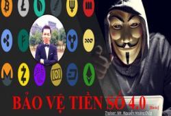 giá bitcoin: Bảo vệ tiền số 4.0