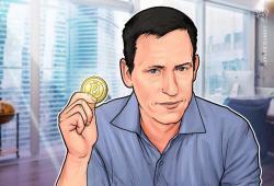 giá bitcoin: Người đồng sáng lập PayPal, Peter Thiel, nói rằng anh ấy