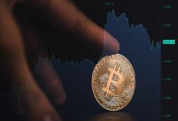 giá bitcoin: Bitcoin giảm 2.400 đô la sau khi thiết lập mức cao nhất 67.000 đô la