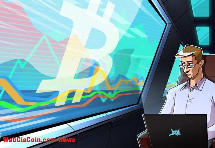 Nắm bắt được sự sụt giảm của Bitcoin? Giá BTC giảm lỗ với mức biến động mới thành $ 57k