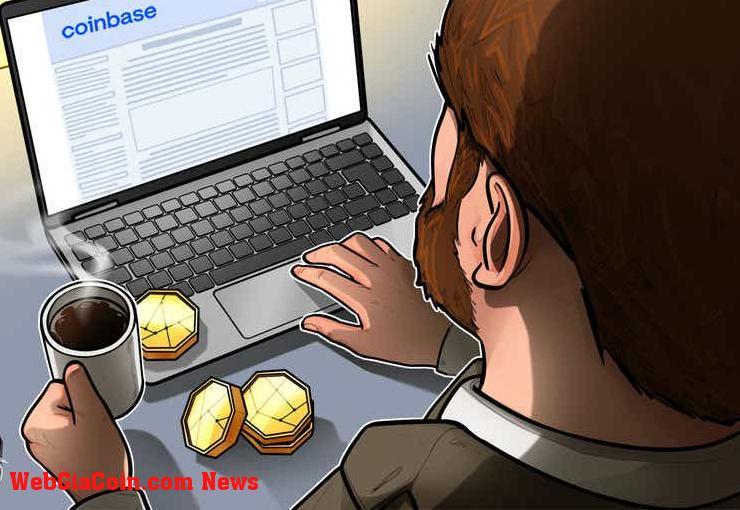 Gần 1,1 triệu người đã đăng ký danh sách chờ Coinbase NFT